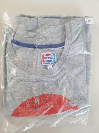 Nowa koszulka Pepsi męska L