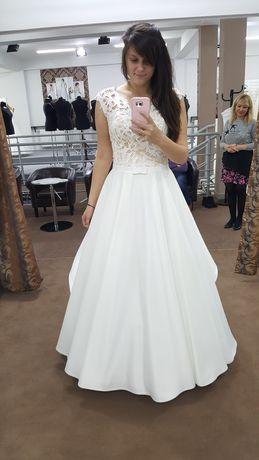 Suknia ślubna rozmiar . 38