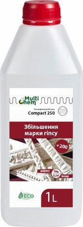 Пластификатор для увеличения прочности гипса Compact 250 Euro