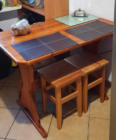 Stół kuchenny 110 cm x 65 cm
