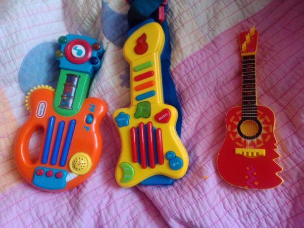 Gitary grająca