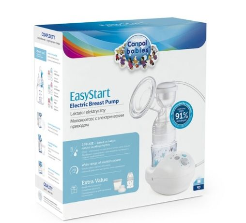 Продам новесенький молоковідсмоктувач Canpol babies EasyStart (12/201