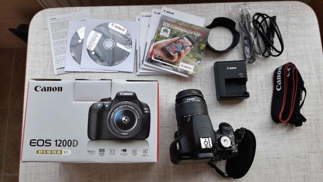 Дзеркальний фотоапарат Canon EOS 1200D