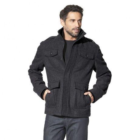 Пальто мужское кашемир merona (США) 2хл та L размеры