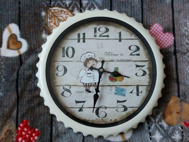Часы настенные кухонные. Годинник настінний кухонний