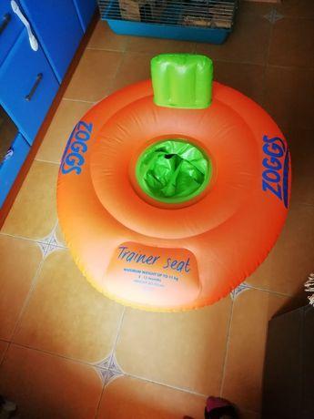 Круг сидение Zoggs, нарукавники для плавання, круг для плавання
