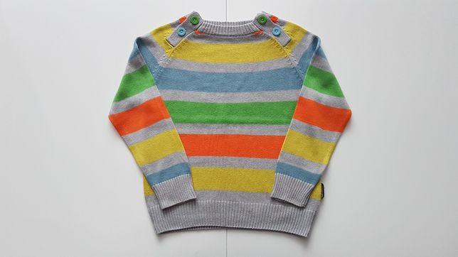 Sweter chłopięcy Coccodrillo rozmiar 98 Stan: IDEALNY!!!