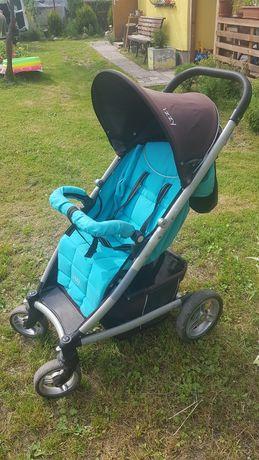 Прогулочная коляска Bebe Beni Izzy+чехол на ножки+дощовик+муфти