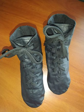 Джазовки, обувь танцевальная