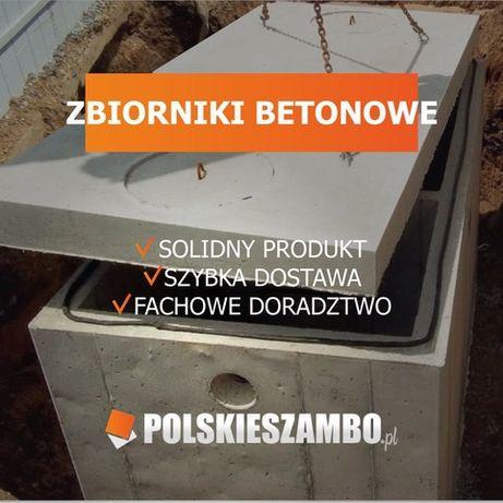 Zbiornik betonowy Szambo betonowe Deszczówka Woda Piwiniczka >Atest
