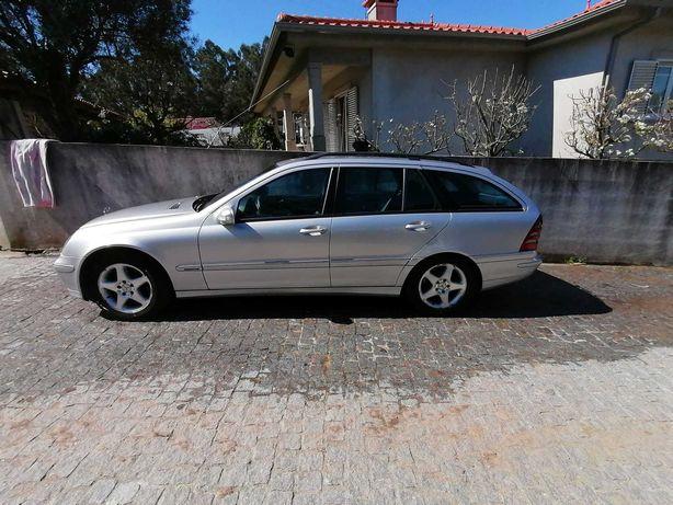 Mercedes-Benz C 220 Avantgarde 2003