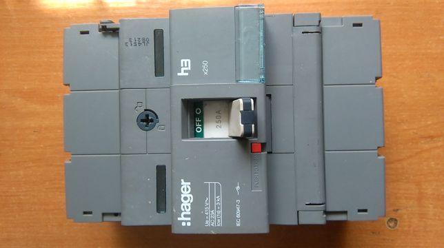 HAGER Rozłącznik mocy 3P 250A HCB250H