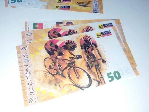 Volta a portugal Nota 50 ciclismo