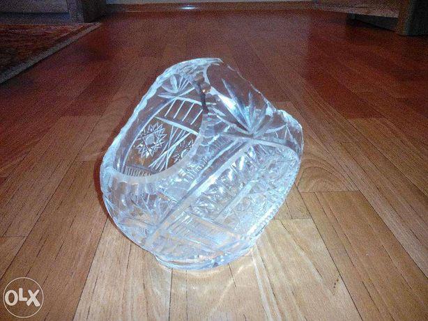 Koszyczek kryształowy