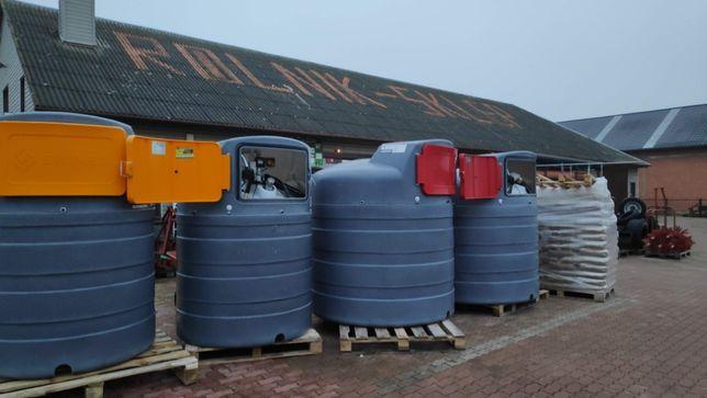 Dostępne od ręki - Zbiorniki na paliwo Swimer SIBUSO 1500l 2500l