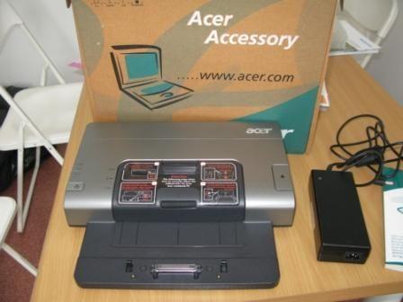 Acer ezdock II+ stacja dokująca do laptopa