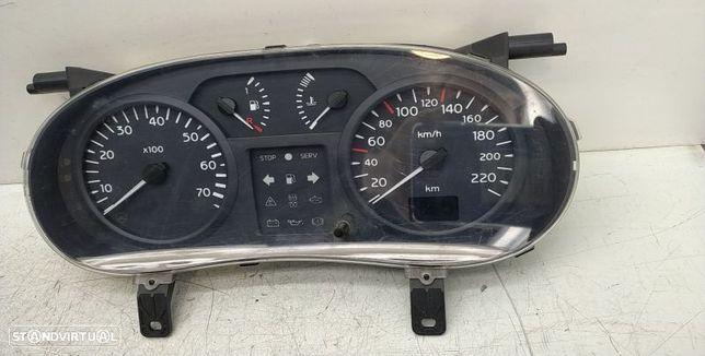 Quadrante Computador Bordo Renault Clio Ii (Bb_, Cb_)