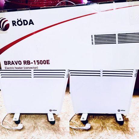 Электрический конвектор RODA BRAVO RBE-1. 1,5. 2,2 кВт.