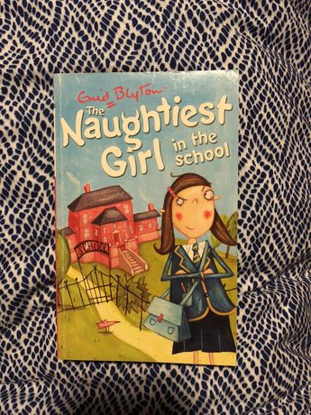 Livro The Naughtiest Girl in the school