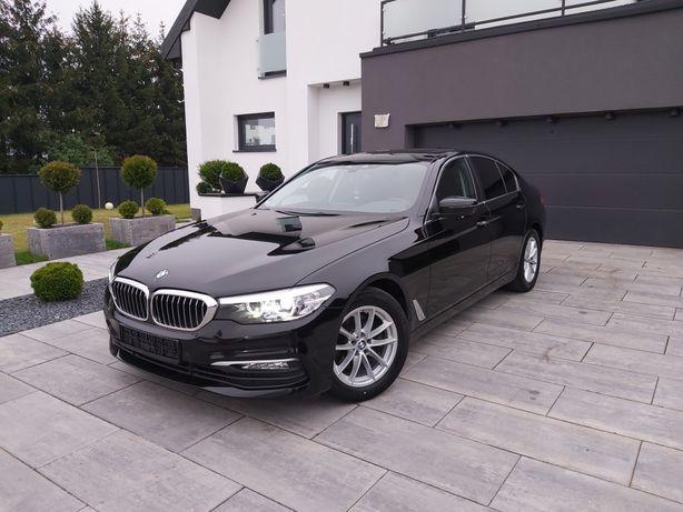 BMW 520d 190KM idealna Manual