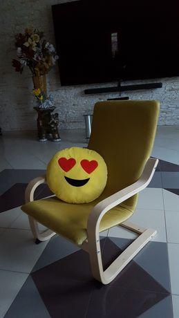 Fotelik dla dzieci z Ikea