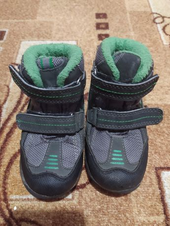 Термоботинки, демисезонные ботинки 23 размер
