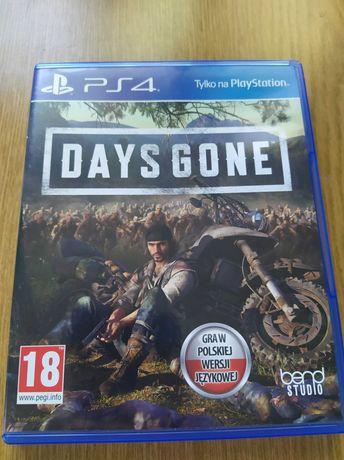 Gry Ps4 DAYS GONE uncharted4 horizon zero dawn fallout4 battlefield