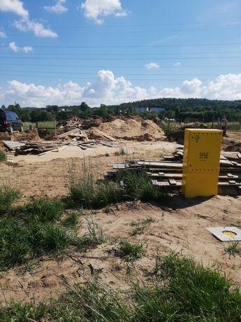 Reda Działka budowlana z projektem orazpozwoleniem na budowę blizniaka
