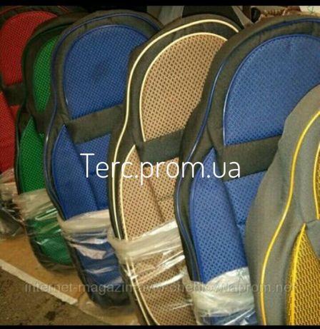Чехлы на Ваз 2101-2107 Ланос Сенс Славута Таврия Ваз 2108-21099 Нива