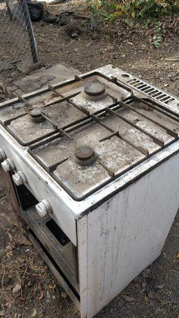 Газовая печка без духовки
