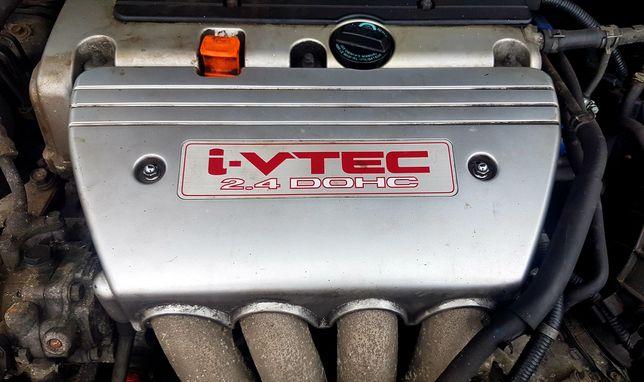 Silnik 2.4 i-Vtec Honda Accord VII przebieg 80tys mil Super stan