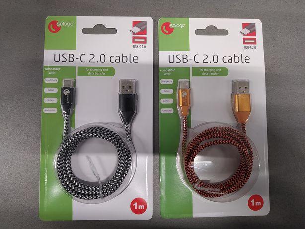 Kabel ładowania typ C
