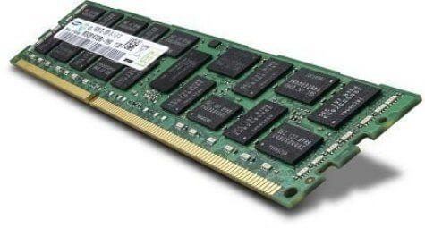 Modulo Memória para servidor 16GB 2rx4 Pc3l-12800r Samsung