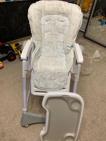 Mioobaby стульчик для кормления