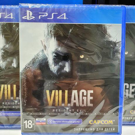 Resident Evil 8 Village Російська озвучка