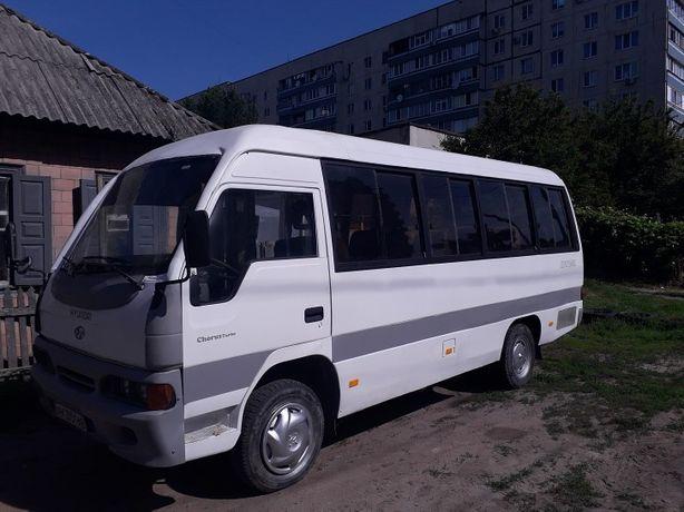 Продам автобус Hyundai Chorus 2004 г.в.