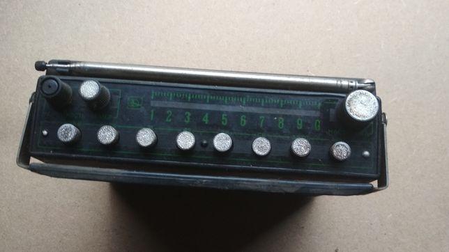 Авто радио ретро