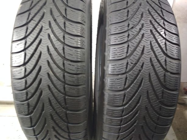 Зима 185/60 R15 bf goodrich g force winter, ціна за пару 1400 грн