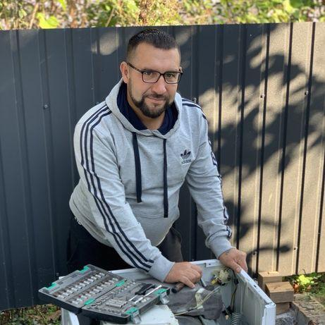 Срочный ремонт стиральных машин у вас дома.