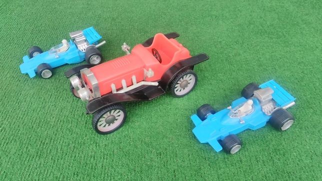 Машинки детские игрушечные времен СССР