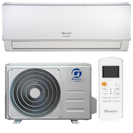 Енергоефективний Кондиціонер ( тепловий насос) для обігріва до -30С*