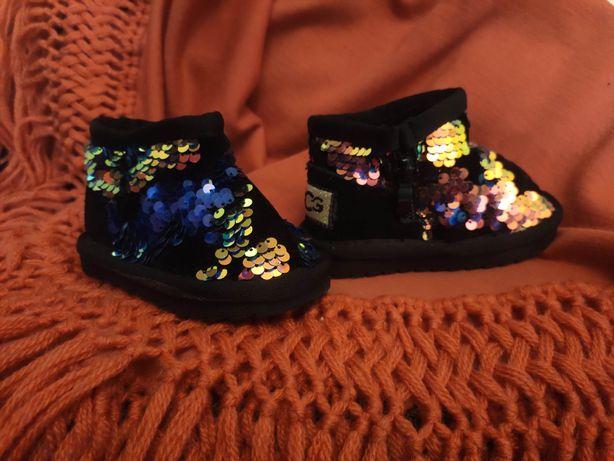 Обувь детская D&G 11 см по стельке