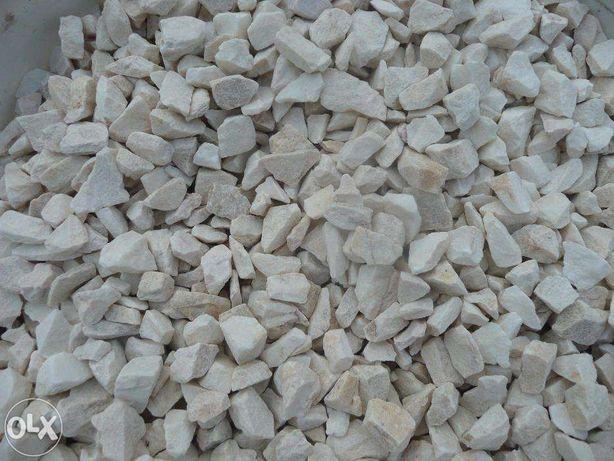 Kamień Marianna biały grys
