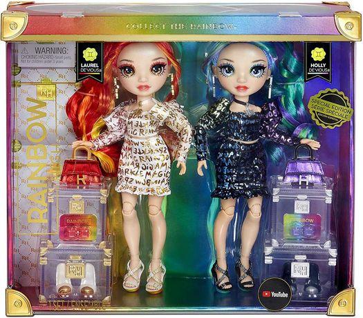 Rainbow High Twins 2-Pack. Куклы Rainbow High. Rainbow Surprise