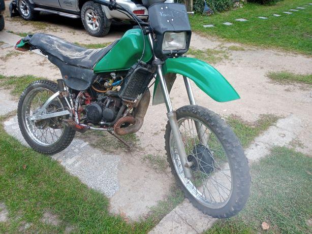 Yamaha dt80 125 enduro