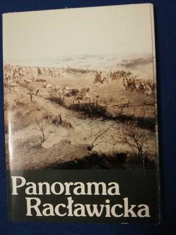 Panorama Racławicka - folder harmonijka