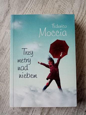 """Trzy metry nad niebem"" Federico Moccia"