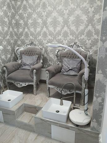 STANOWISKO manicure + pedicure w Krakowie