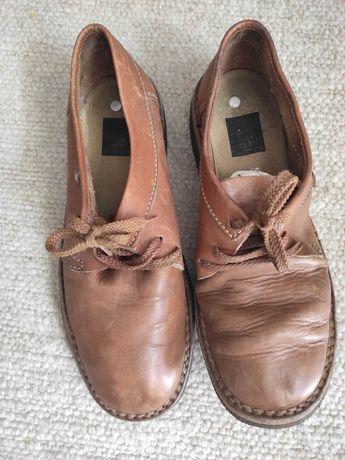 Туфли мужские кожаные 46размер