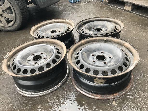 Продам Стальні диски 5х112 R15 на Volkswagen